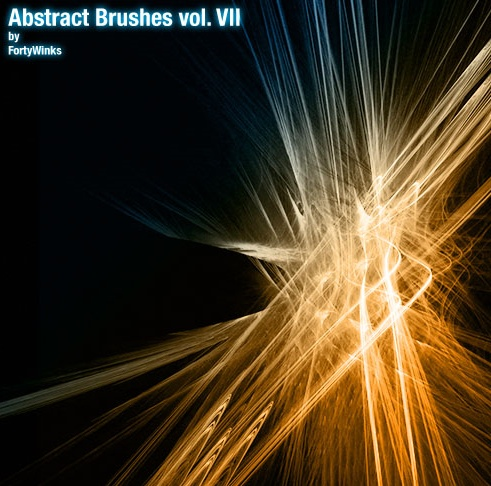Abstract brush pack vol. 7 Download