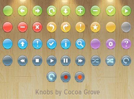 Free Buttons Toolbar icons Download
