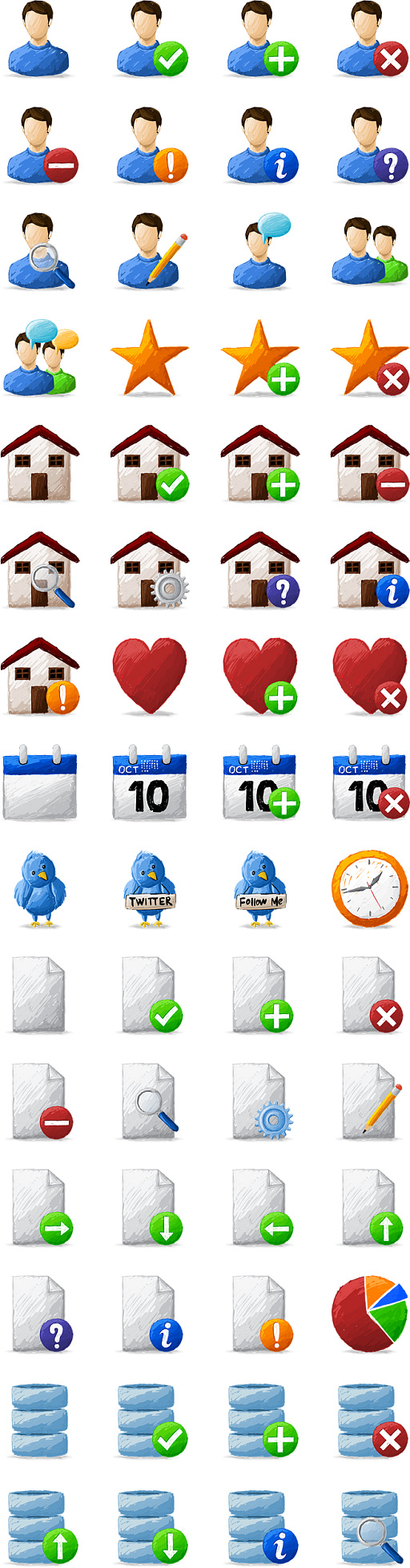 Free Artistica Part 2 Icons Download