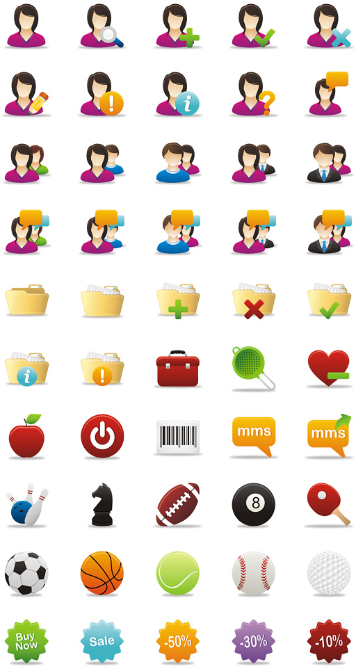 Free Coquette Part 7 Icons Download