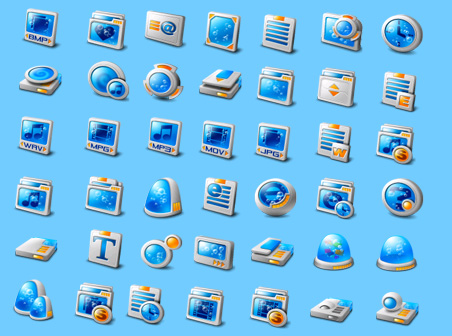Free 2s windows icons Download