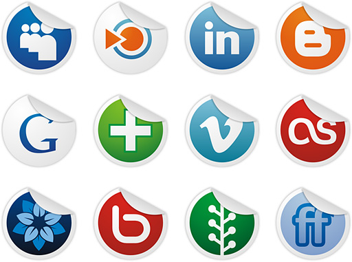 Free Socialize Part 2 Icons Download