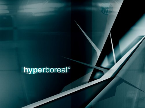 3D Hyperbreal desktop wallpaper Download