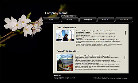free website templates free web templates flash templates website templates website design - Free Website Templates