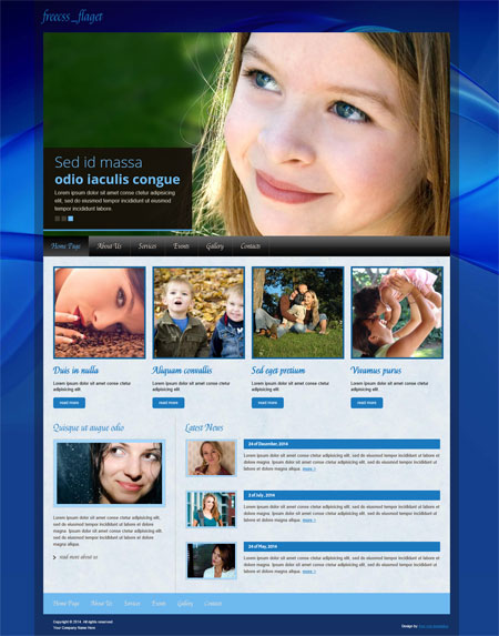 Dating web templates free download