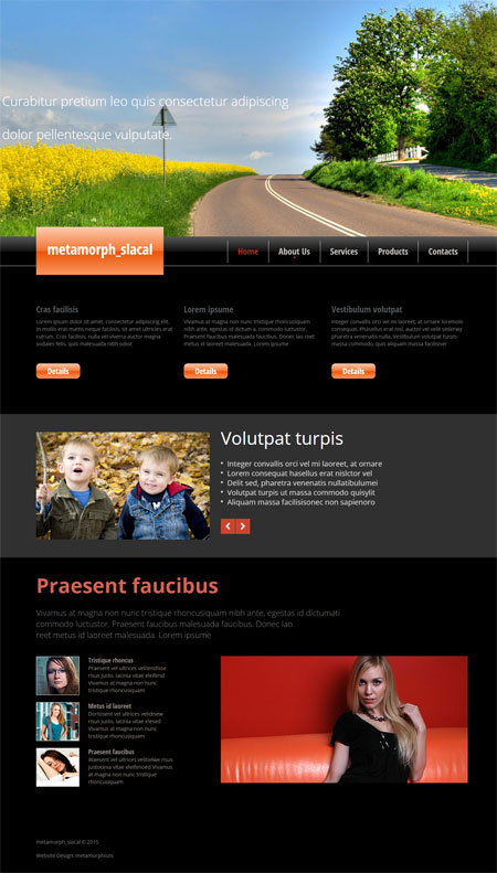 Website Templates Free Website Templates Free Web Templates Flash - Free photography website templates