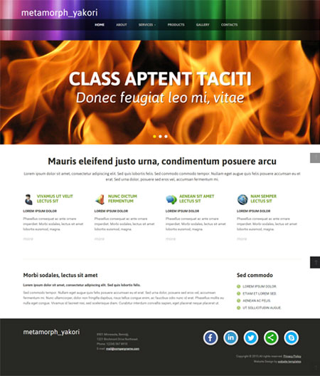 Website templates free website templates free web templates website templates free website templates free web templates flash templates website design pronofoot35fo Image collections