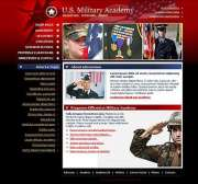 Academy Military - Website template