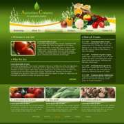 Agriculture - HTML template