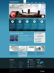 Air Conditioning - HTML template