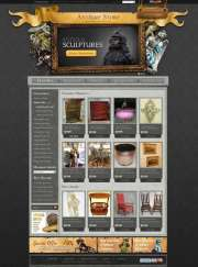 Antique Store v2.3 - osCommerce