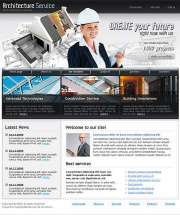 Architecture Co. - Website template