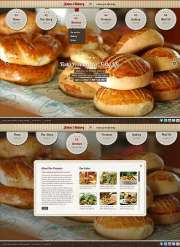 Bakery and Cakes - HTML5 templates