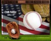 Baseball Club - Easy flash templates