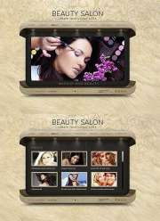 Beauty Salon - HTML5 templates