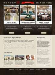 Best Hotel - Website template