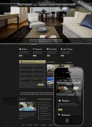 Best Hotel - Wordpress templates