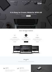 Black Label - Wordpress templates