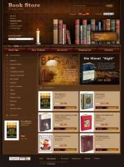 Book Store - osCommerce
