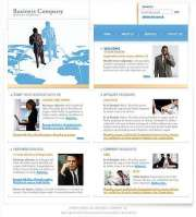 Business 4 you - Website template