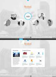 Business Circles - HTML5 templates