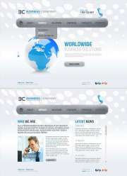 Business Co. - HTML5 templates