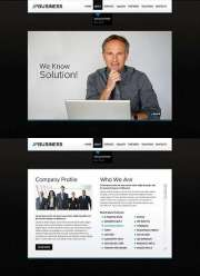Business Company - HTML5 templates