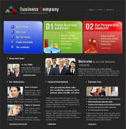 Business-co - Website template