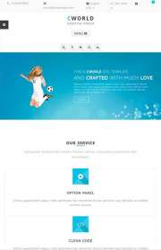 CWorld - Multi-Purpose - HTML template