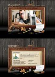 Carpenter - HTML5 templates
