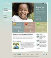 Charity Hope - HTML template