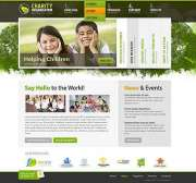 Charity Organization - HTML template