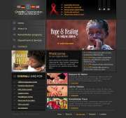 Charity - Website template