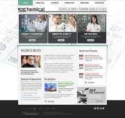 Chemical - HTML template