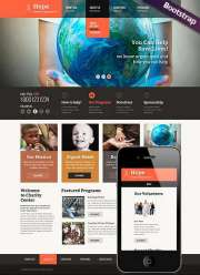 Children Charity - HTML template