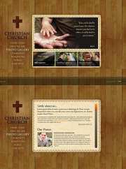 Christian Church - HTML5 templates