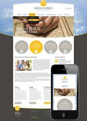 Christian Church - Wordpress templates