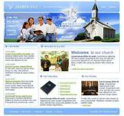 Church - Website template
