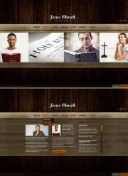 Church - HTML5 templates