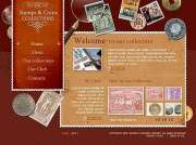 Collectibles - Flash template