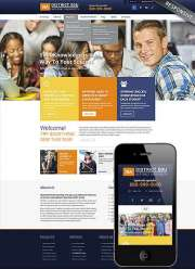 College - Wordpress templates