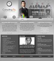 Consulting.Biz - Website template
