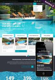 Custom Pools - HTML template