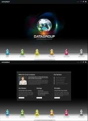 Data Group - HTML5 templates