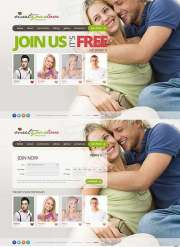 Dating Agency - HTML5 templates