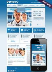 Dentistry - HTML template