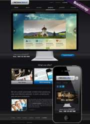 Design Studio - HTML template