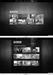 Elite Interior - HTML5 templates