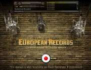 Europian Records - Easy flash templates