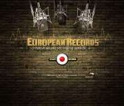 Europian records - Flash template